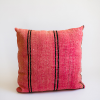 Pillow // Pink Moroccan