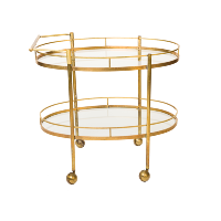 Corliss Bar Cart
