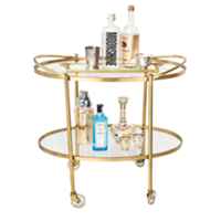Stout Bar Cart