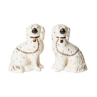 Sheffield Ceramic Dogs