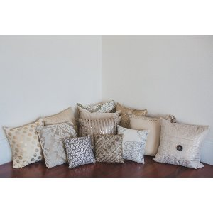 Glam Pillow Collection