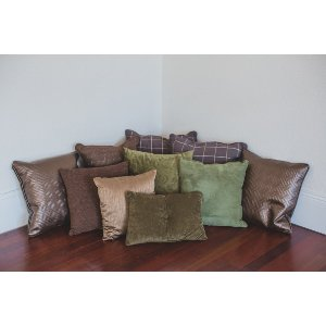 Earth Tone Pillow Collection