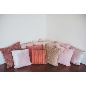 Blushing Pillow Collection