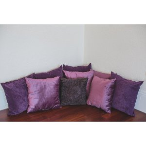 Plum Pillow Collection
