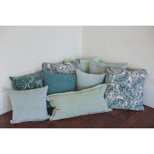 Mint Pillow Collection