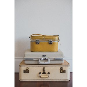 Neutral Luggage Collection