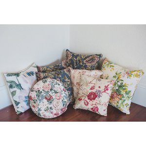 Fleur Pillow Collection