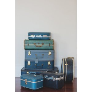 Bleu Luggage Collection