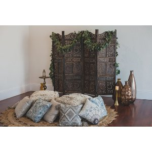 A Little Bohemian Inspired Vignette