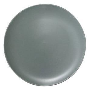 Bollard - Dusty Blue/Gray Dinner Plate