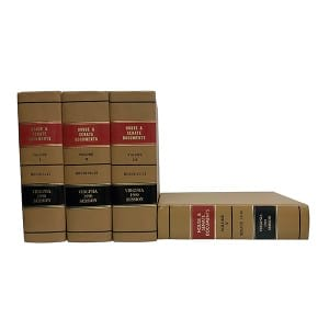 Legal Books - House and Senate (VA)