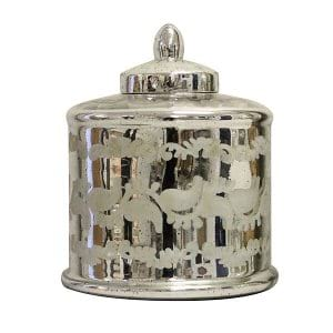 Wren Mercury Jar