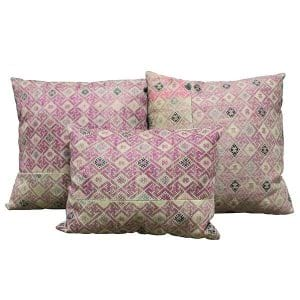 Pink Kilim Pillows