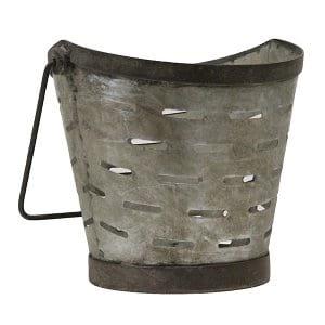 Olive Bucket - Medium