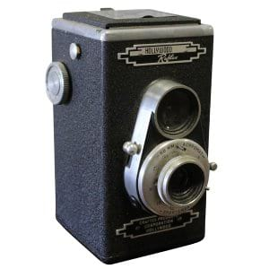 Hollywood Vintage Camera