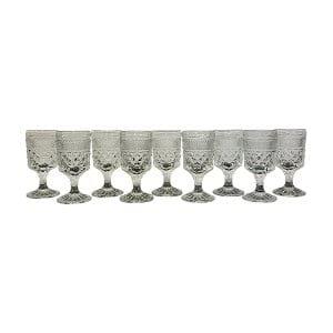 Wexford Crystal Glassware - Medium