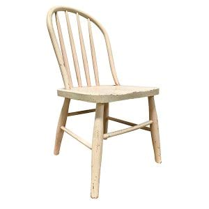 Pink Wooden Chair - Child