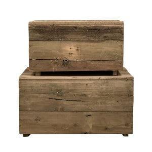 Bundle Wood Boxes