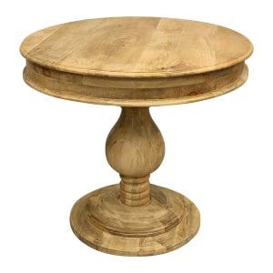 Everest Pedestal Table