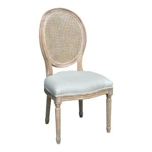 Louis Cane Back Dining Chairs