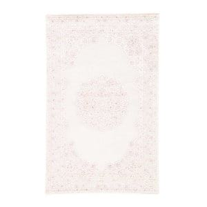 Edith Pink Medallion Rug (5x8)