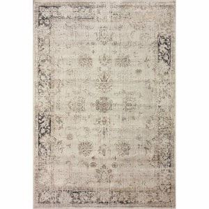 Vintage Persian Natural Area Rug