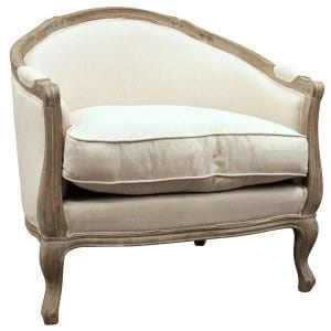 Augusta Barrel Chair
