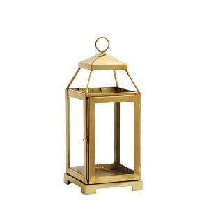Shifrin Brass Lantern - Medium