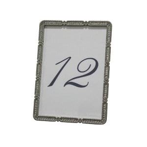 Rhinestone Table Numbers