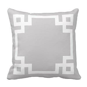 Opa - Greek Key Pillow