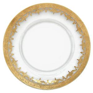 Vetro - Gold Charger Plate