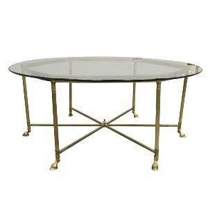Honor Brass Coffee Table