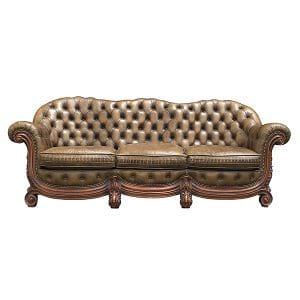 Ernest - Leather Sofa