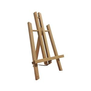 Wooden Display Easel - Petite Tabletop