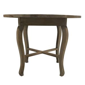 Fern - French Gray Round Table
