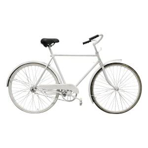 Vintage White Bike - Men's