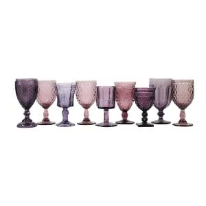 Purple Glassware Mix