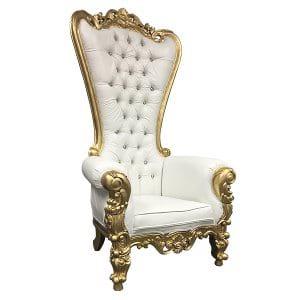 Theodora Throne Chair