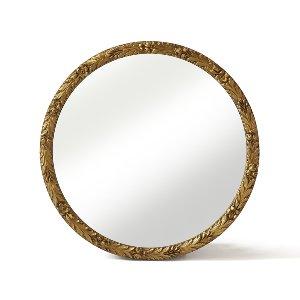 Round Mirror/Tray
