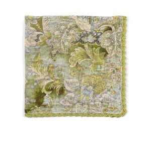 Green Luxurious Linen Napkin
