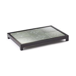 Etched Glass/Mirror Tray