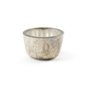 Mini Tealight Bowl/Votive-Ivory