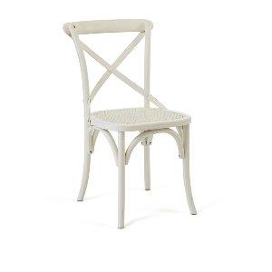 Vineyard- White X-Back Chair
