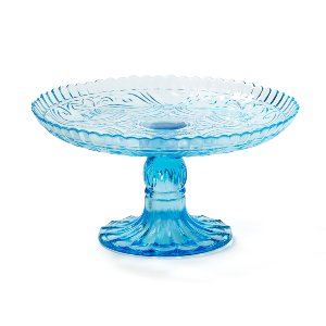 Tiffany Blue Dessert Stand