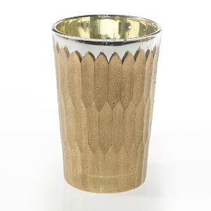 Gold Emblem Votive- Tall