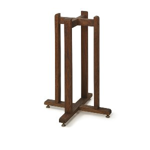 Wood Beverage Dispenser Stand