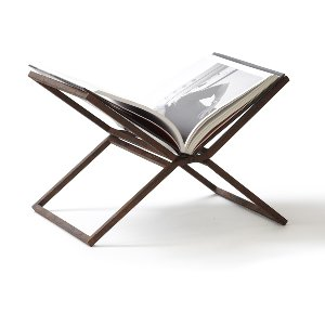 Rusted Book Stand