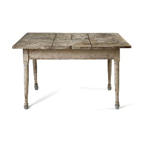 Petite Annie- Antique Harvest Table