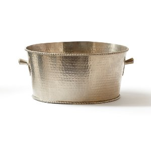 Hammered Champagne/Beverage Bucket
