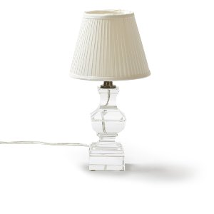 Delila-Petite Crystal Lamp